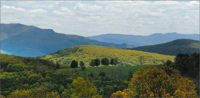 Exploring Eastern West Virginia
