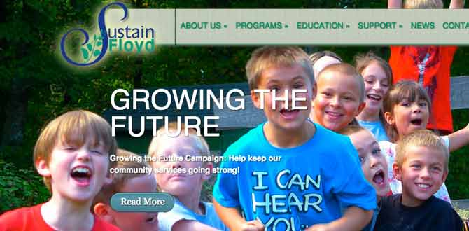 Growing the Future: Support LOCAL