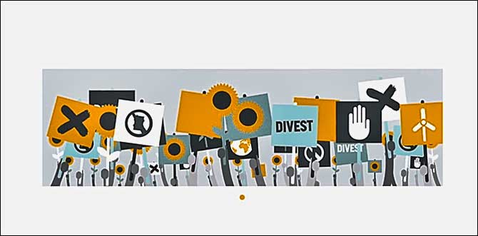 Fossil Free – Global Divestment Day http://gofossilfree.org/divestment-day/