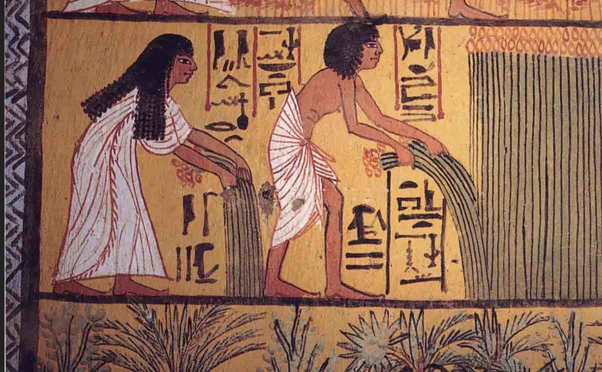 A Human History Without Oil: A Speculative Ramble